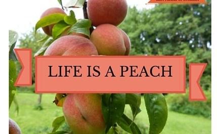 Life is a Peach!