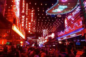 Bangkok-night life