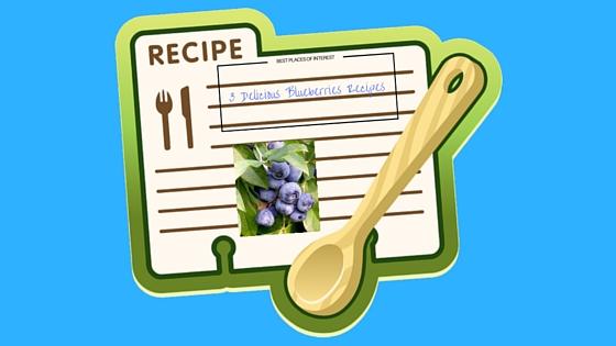 3 Delicious Blueberries Recipes