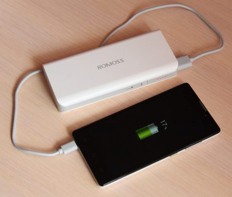 Essential gadgets needed for backpackers- powerbank