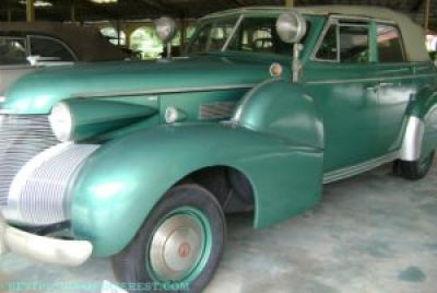 Cadilac-1939-rare vintage cars