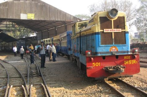 Narrow Gauge journey- Toy train -Queen of Sahadri Hills