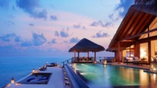 Taj Exotica- Goa's luxury resort stay