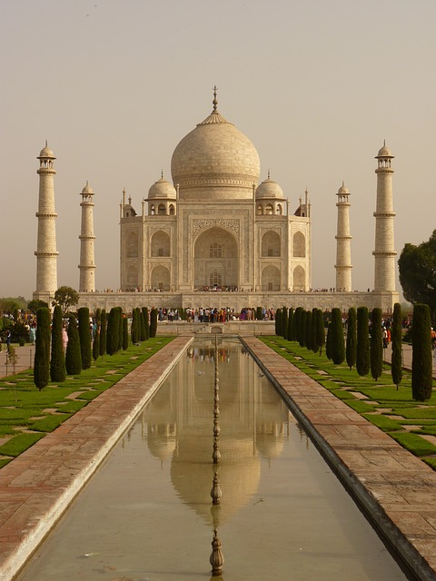 Taj Mahal, India, Agra, Temple, Tomb- Most surreal places to visit