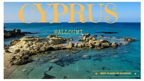 A Taste of Cyprus -Halloumi