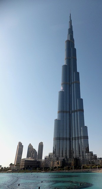 Burj Khalifa, Building, Dubai City- Fun things to do in Dubai