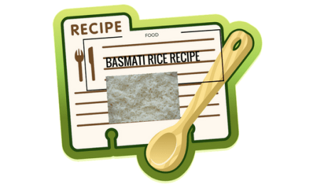 Recipe with Basmati Rice