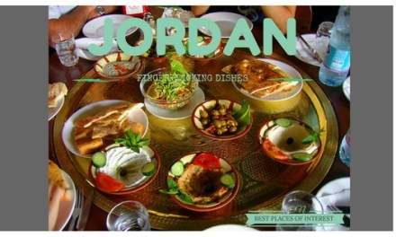 These Finger-Licking Dishes Prove That Jordan Wins At Food, Hands Down