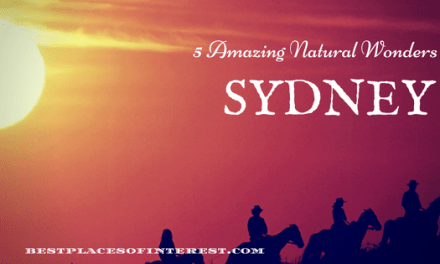 5 Amazing Natural Wonders in Sydney
