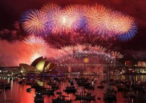 Christmas destinations in Australia