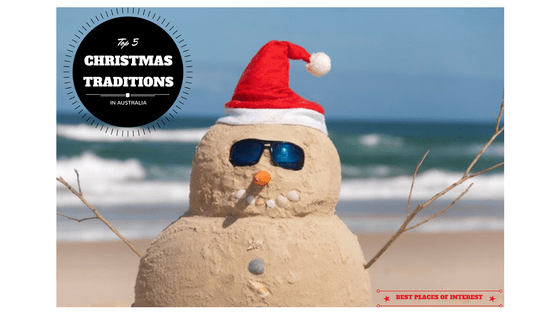 Top 5 Christmas Traditions in Australia