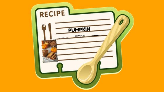 Recipes with Pumpkin