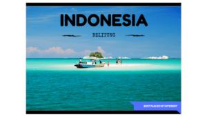 INDONESIA- Belitung #travel