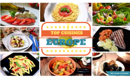A Traveller's Guide -Top Cuisines in Europe