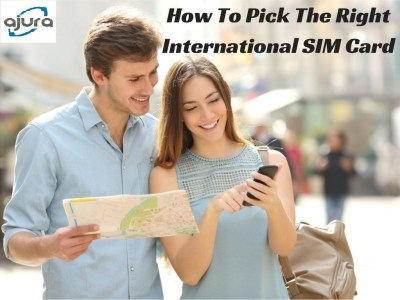 How to pick the right international SIM card? #travel