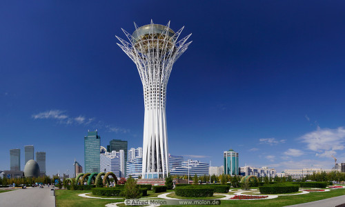 Bayterek Monument, Kazakhstan