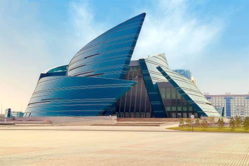 Concert hall, Astana, Kazakhstan