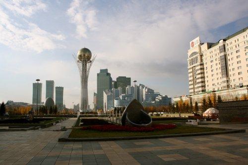 ploshad, Astana, Kazakhstan