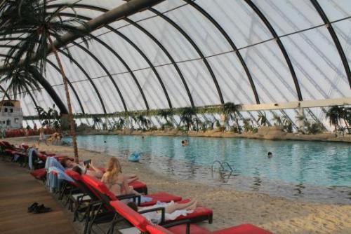 Sky Beach club, Astana, Kazakhstan