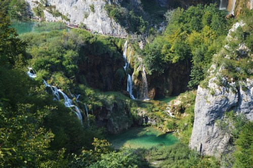 Plitvice Lakes, adventurous activities in Croatia