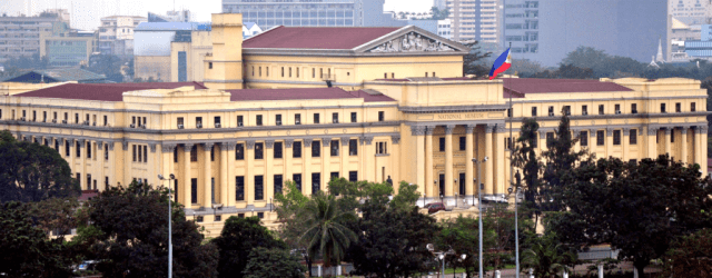 National Museum of Phillipines, historical spot in Manila