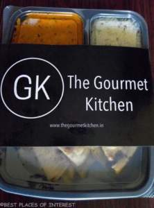 The Gourmet Kitchen Continental Meal