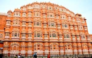 Weekend in Hawa Mahal, Jaipur