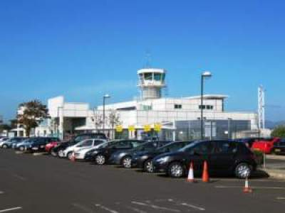 Airport car parking