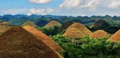 Chocolate Hills- Asia travel