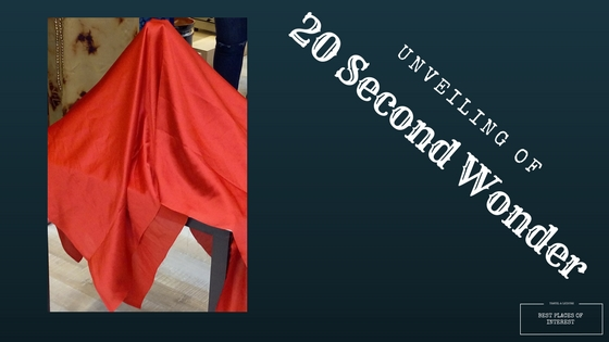 Unveiling the 20 second Wonder