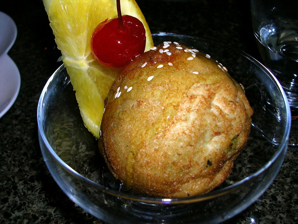 Have you had a Deep Fried Ice Cream?
