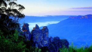The Blue Mountains, nature lovers