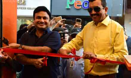 Inaugration of Wonderchef Store at Gurugram