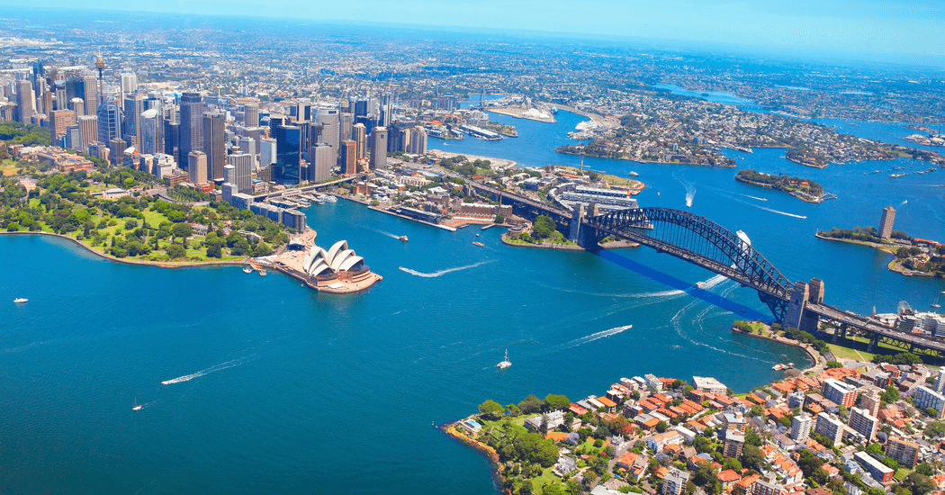 Five Picture-Worthy Places To See In Australia