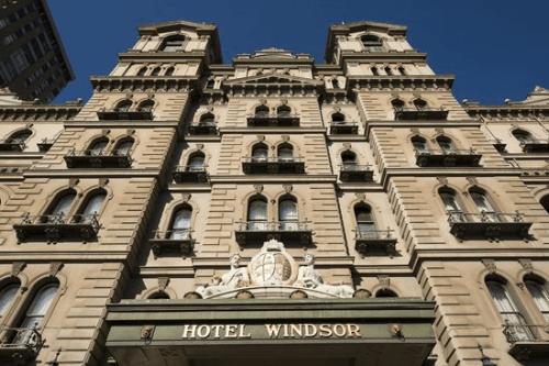 Hotel Windsor, hostels in Australia