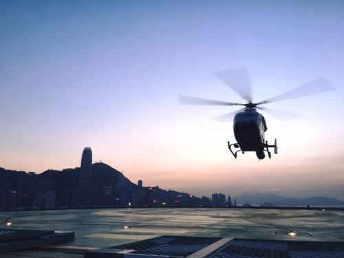 chopper ride Hong Kong