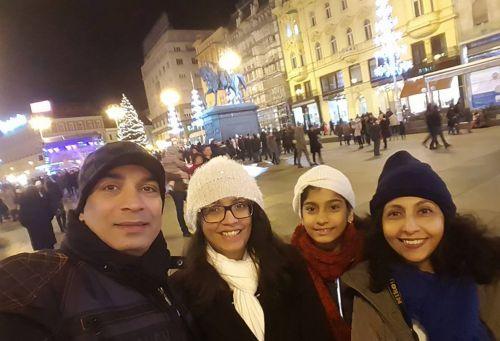 Family trip to Croatia- Game of Thrones