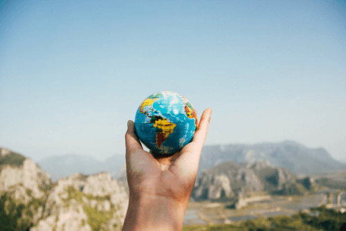 Friends in other parts of the world- travel budget