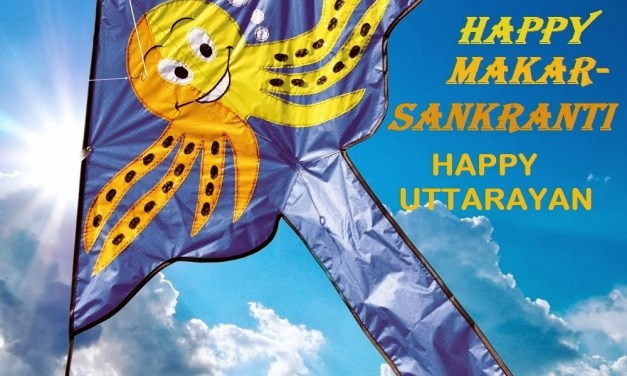 Uttarayan Kite Festival-14th January