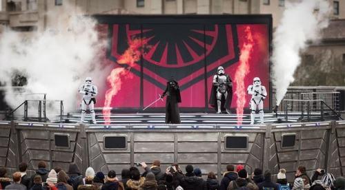 Star Wars 3- Disneyland Paris