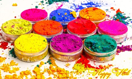 10 Things to Know About The Holi Festival in India. How about #9?
