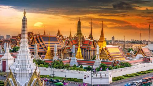Bangkok, eleven destinations