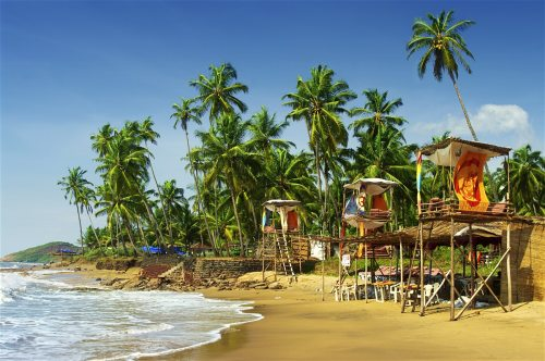 Goa, Eleven destinations