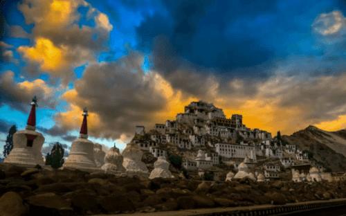 Ladakh eleven destinations