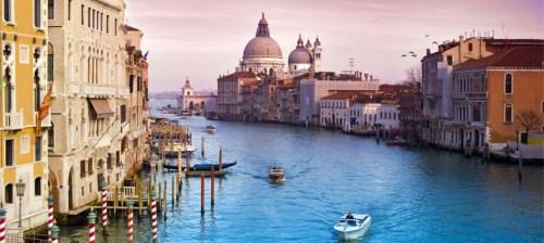 Venice, eleven destinations