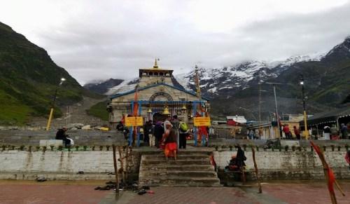 Kedarnath Temple, Panch Kedar