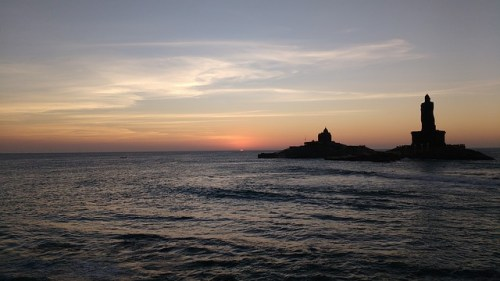 Kanyakumari, honeymoon