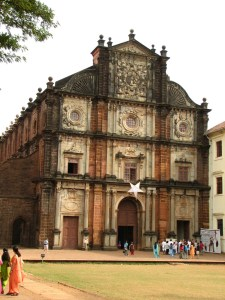 Basilica of Bom Jesus, churches