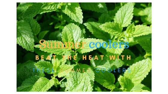 Beat the heat with these summer coolers