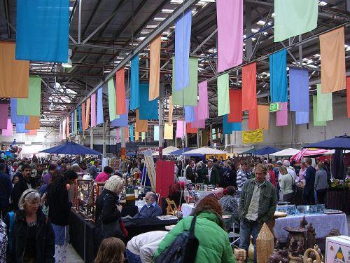 Old Bus Depot Markets, Parramatta - Wikimedia